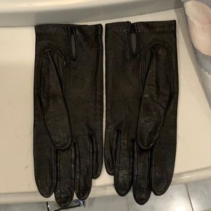 VINTAGE LEATHER GLOVES BY ARIS